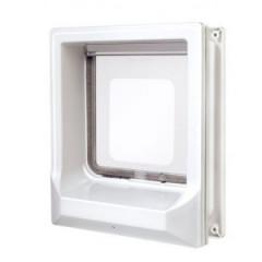 ZOLUX Drzwi, do drzwi drewnianych Białe