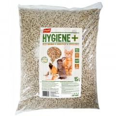 VITAPOL Hygiene+ Pellet drewniany dla zwierząt 15l