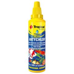 TROPICAL Antychlor - uzdatnianie wody akwariowej - butelka 30ml