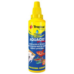 TROPICAL Aquacid pH Minus - preparat do obniżania pH wody 30ml