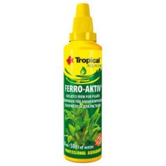 TROPICAL Ferro-Activ - odżywka z żelazem dla roślin wodnych 30ml