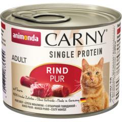 ANIMONDA Carny Adult Single Protein - Wołowina 200g