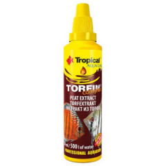 TROPICAL Torfin Complex - Preparat do akwarium słodkowodnego 30ml