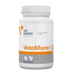 VETEXPERT VetoMune - wspomaga układ odpornościowy - 60 tabletek