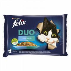 FELIX Fantastic Duo Ryba 4x 85g