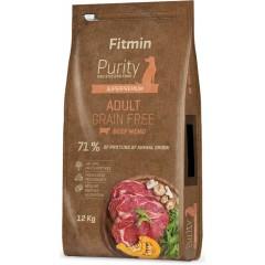 FITMIN Purity Grain Free Adult Beef