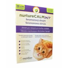 NURTURECALM 24/7 (Petarmor) Pheromone Collar - obroża feromonowa dla kota 38cm