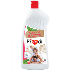 BE FRENDI Płyn do naczyń 1 l - Grejpfrut