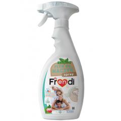 BE FRENDI Płyn do mycia naczyń SPRAY 500ml - mięta