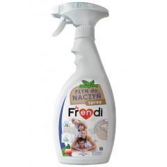 BE FRENDI Płyn do mycia naczyń SPRAY 100ml - owoce lasu