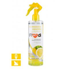 BE FRENDI Spray Neutralizator Zapachów Łazienkowych i Odzwierzęcych - Soczysta Cytryna 400 ml