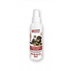 SUPER BENEK Bitter - Spray Przeciw obgryzaniu przedmiotów i lizaniu ran 125ml