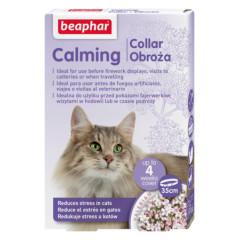 BEAPHAR Obroża naturalna zapachowa refleksyjna dla kotów (odblaskowa)