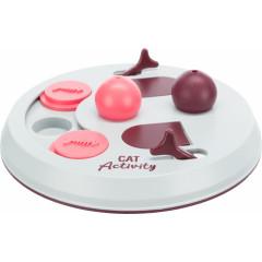 TRIXIE Cat Activity Flip Board śr. 23 cm - gra strategiczna