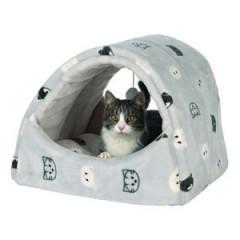 TRIXIE Domek Mimi dla kota 42×35×35cm - szary