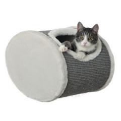 TRIXIE Puszysty domek dla kota do montażu na ścianie 42x29x28cm