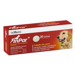 VET AGRO InPar - Tabletki odrobaczające dla psów