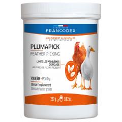 FRANCODEX Pluma-Pick preparat dla drobiu stymulujacy wzrost piór 250g