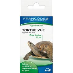 FRANCODEX Płyn do czyszczenia oczu żółwi 15ml