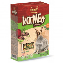 VITAPOL Karmeo Premium - Pokarm dla królika (kartonik)