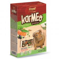 VITAPOL Karmeo Premium - Pokarm dla kawii domowej / świnki morskiej (kartonik)