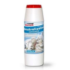 SUPER BENEK Neutralizator zapachów granulat 500g - Naturalny