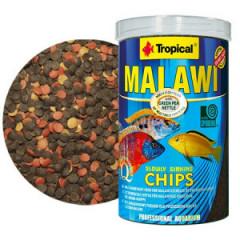 TROPICAL Malawi - pokarm dla pyszczaków mbuna z jeziora Malawi - puszka 1000ml/520g