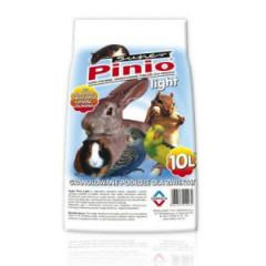 SUPER PINIO Light - Granulowane podłoże dla zwierząt 10l