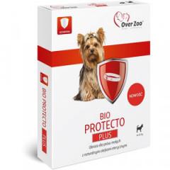 OVER ZOO Obroża Bio Protecto PLUS dla małych psów 35cm