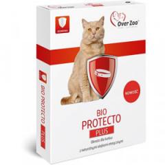 OVER ZOO Obroża Bio Protecto PLUS dla kotów 35cm