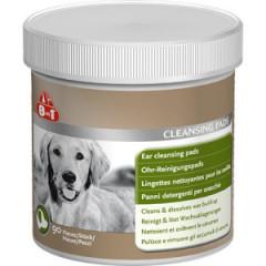 8in1 Płatki do czyszczenia uszu Ear Cleansing Pads 90 szt.