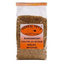 HERBAL PETS Rumiankowy dodatek do ściółek - dla gryzoni i królików 50g