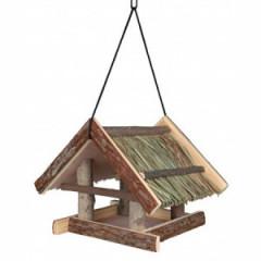 TRIXIE Karmnik dla ptaków - wiszący 25 x 25 x 25cm