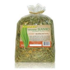 NATURAL-VIT Sianko dla gryzoni z marchewką 300g