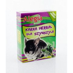 ALEGIA Herbal Szynszyla 600g