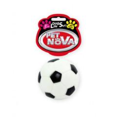 PET NOVA Piłka futbolowa 7cm