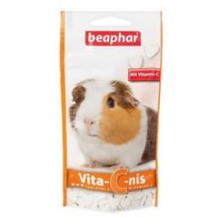 BEAPHAR Vita-C-nis - tabletki z witaminą C dla świnek morskich 50g