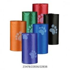 TRIXIE Worki na psie nieczystości w łapy S / 4 rolki po 20szt.