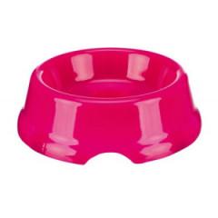 TRIXIE Miska plastikowa dla kota na gumie 0,25l
