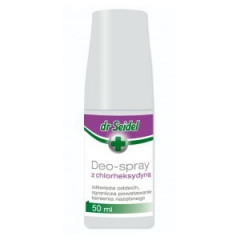 DR SEIDEL Deo - spray 50ml
