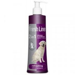 FRESH LINE szampon z odżywką odświeżający 220ml