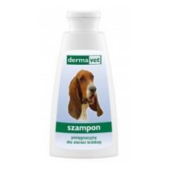 DERMAVET szampon pielęgnacyjny dla sierści krótkiej 150ml