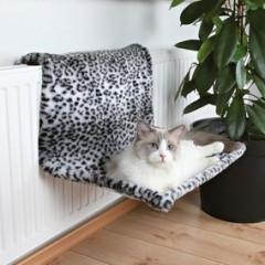 TRIXIE Hamak dla kota na kaloryfer 58 × 30 × 38cm