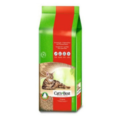CAT'S BEST Eko Plus - żwirek zbrylający