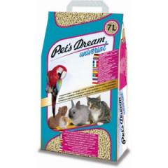 CAT'S BEST Pet's Dream Universal - dla gryzoni, ptaków i kotów 5l / 2,8kg