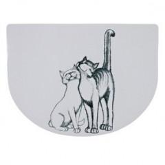 "TRIXIE Podkładka pod miski ""pussy cats"""