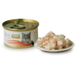 BRIT CARE CAT Chicken Breast (puszka)