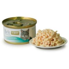BRIT CARE CAT Kitten Chicken (puszka)