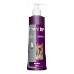 DR SEIDEL Szampon Fresh Line dla psów York 220ml