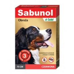 SABUNOL Obroża dla psa 75 cm